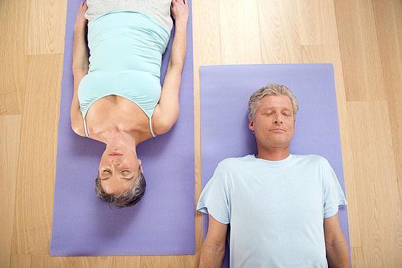 Anleitung zur Progressiven Muskelentspannung