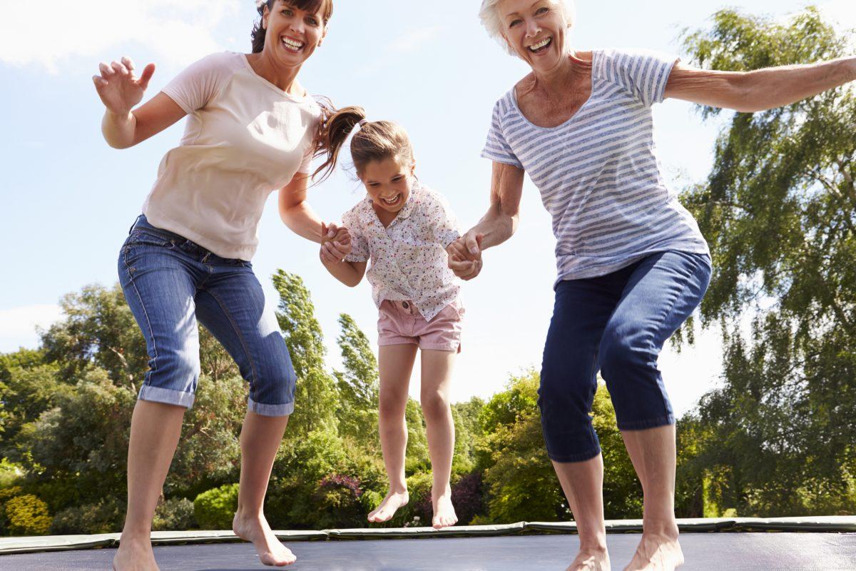 Stabiler Beckenboden für mehr Lebensqualität