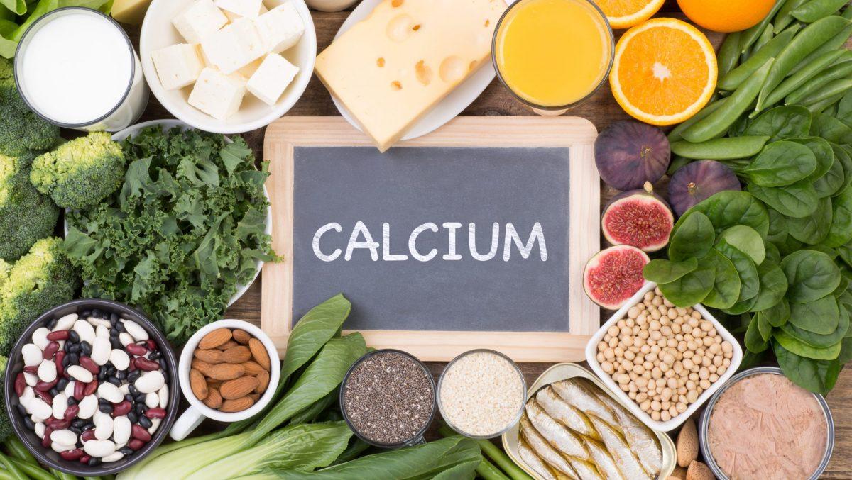 Gesunde Ernährung ist mehr als die Einnahme von Calcium.