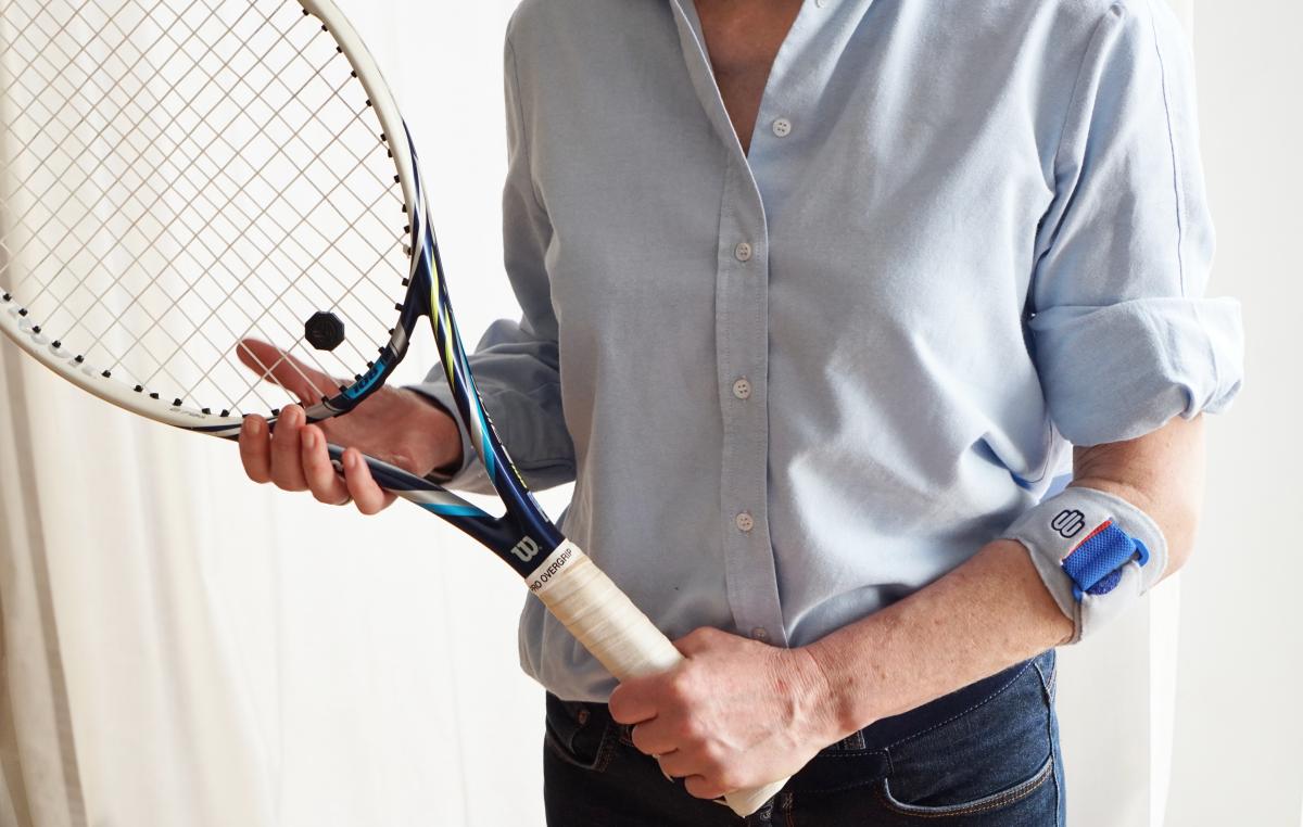 Tennisarm… wenn der Arm schmerzt und seine Kraft verliert.
